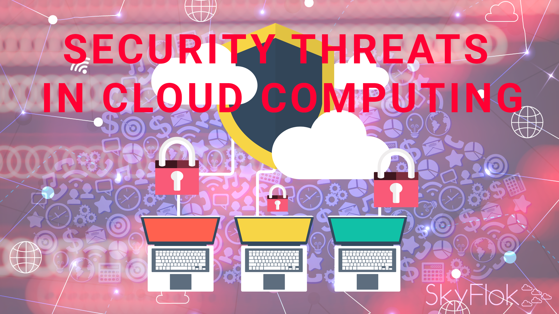 Security threats in Cloud Computing