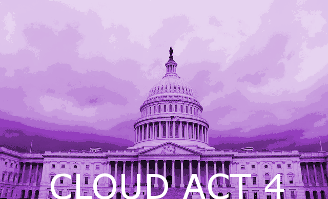 Cloud Act 4: The CLOUD Act: a danger to journalists worldwide