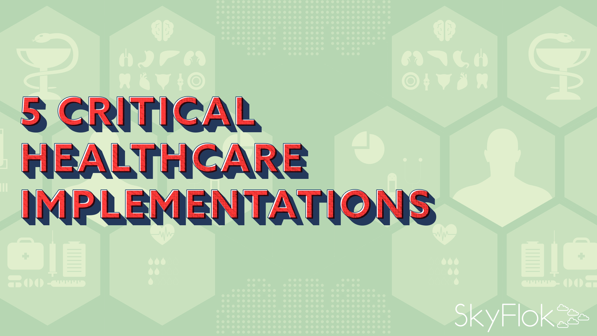 5 Critical Healthcare Data Security Implementations for Providers
