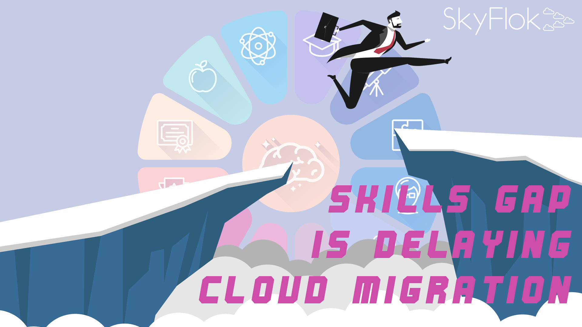Cloud security: The skills gap is delaying cloud migration