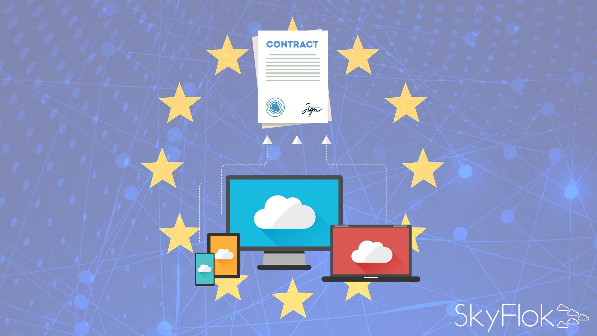 GDPR – the biggest ever shake-up of Cloud contracts?