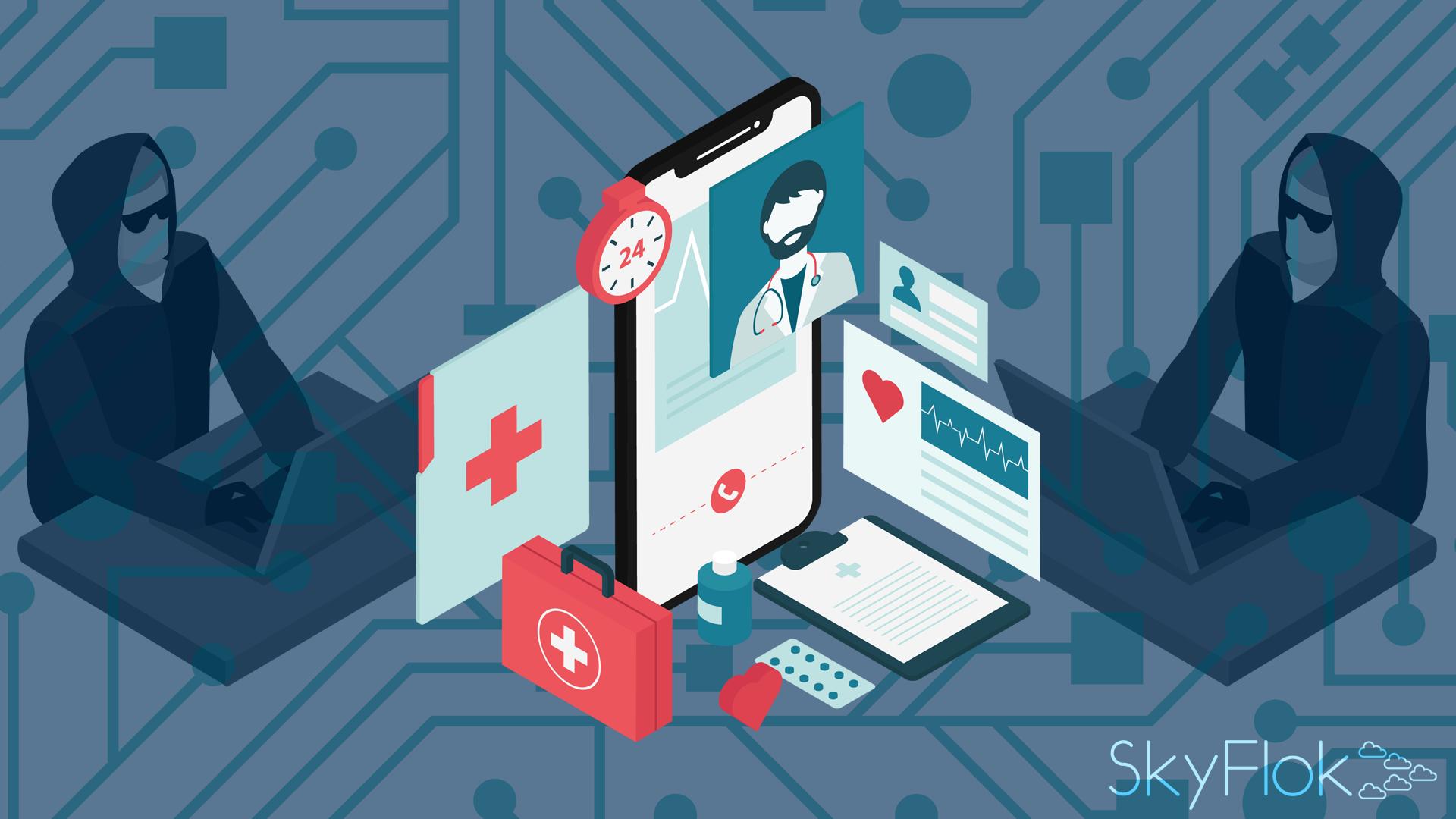 Healthcare Least Prepared for Ransomware Attacks