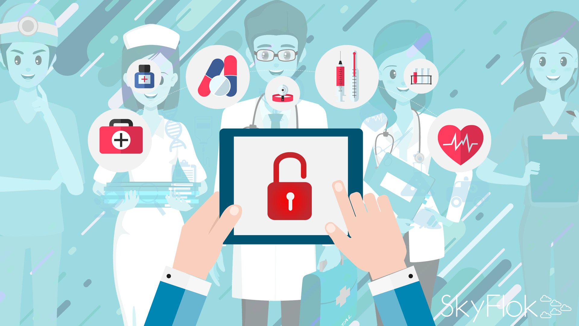 Most Healthcare Workers Admit to Non-Secure Healthcare Data Sharing