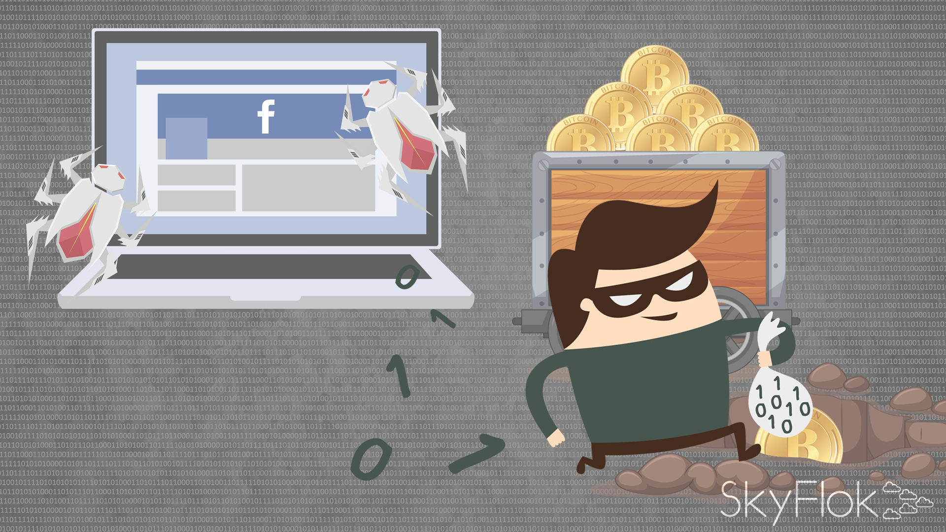 Nigelthorn malware steals Facebook credentials, mines for cryptocurrency