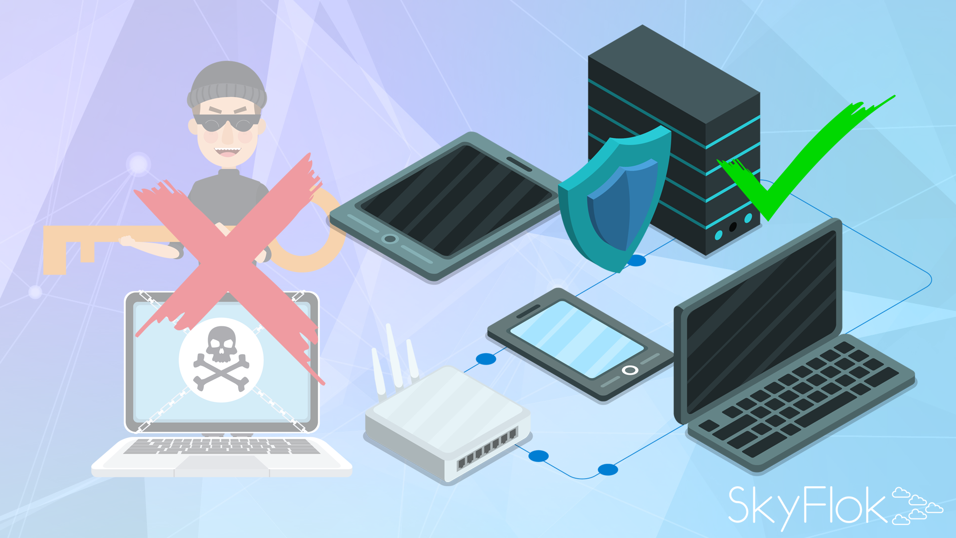 Avoid ransomware payments by establishing a solid data backup plan