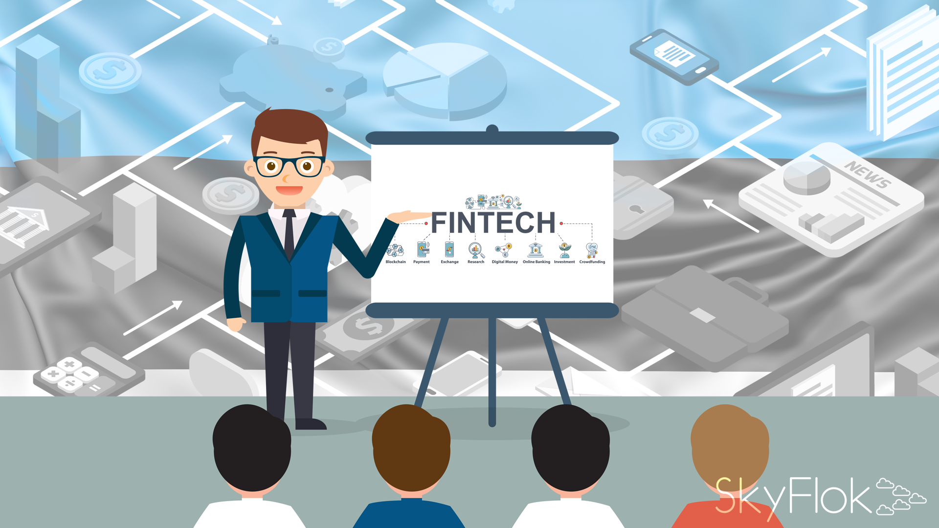 Fintech Meets the Cloud