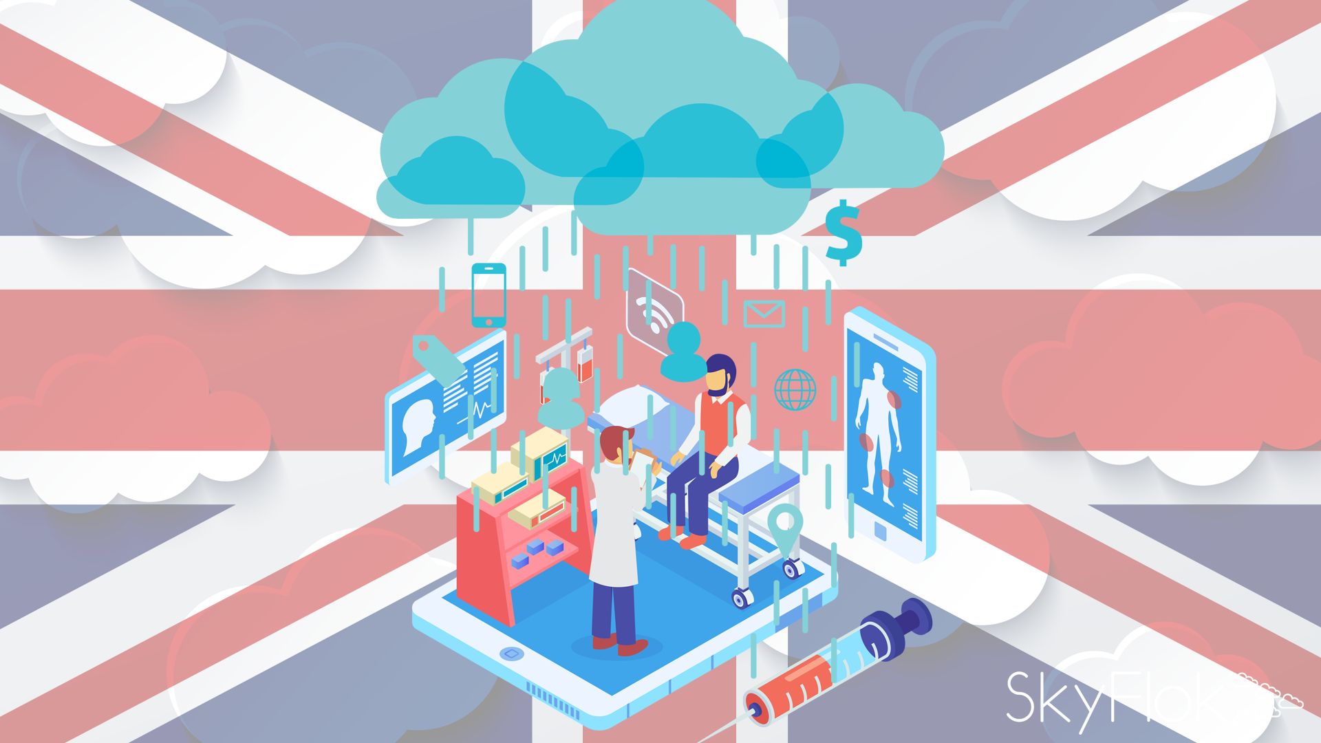 The dawn of a new digital era for healthcare organisations