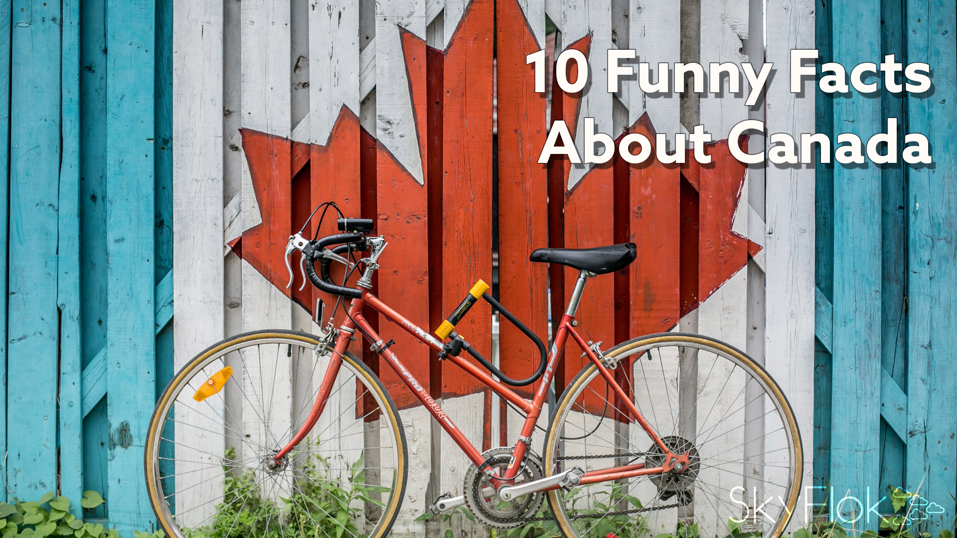 10 funny facts about Canada