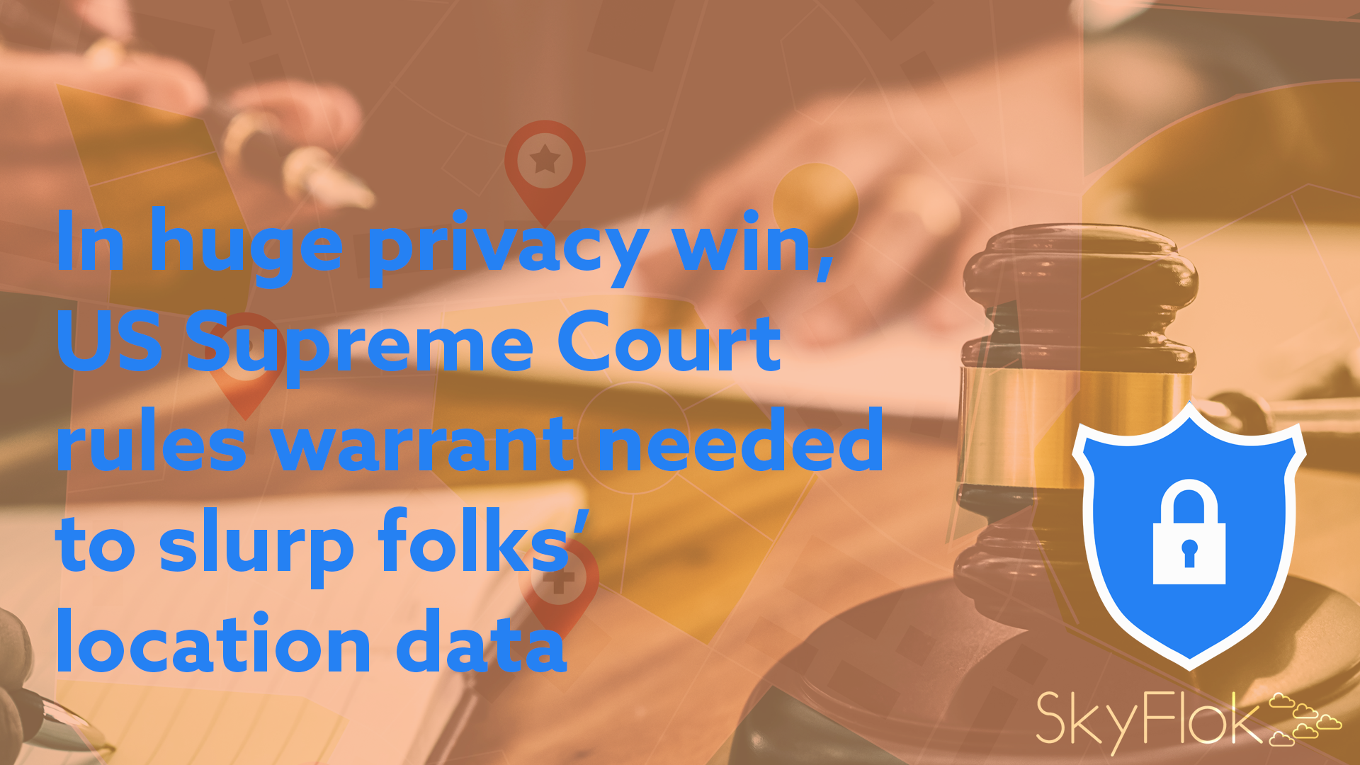 In huge privacy win, US Supreme Court rules warrant needed to slurp folks' location data