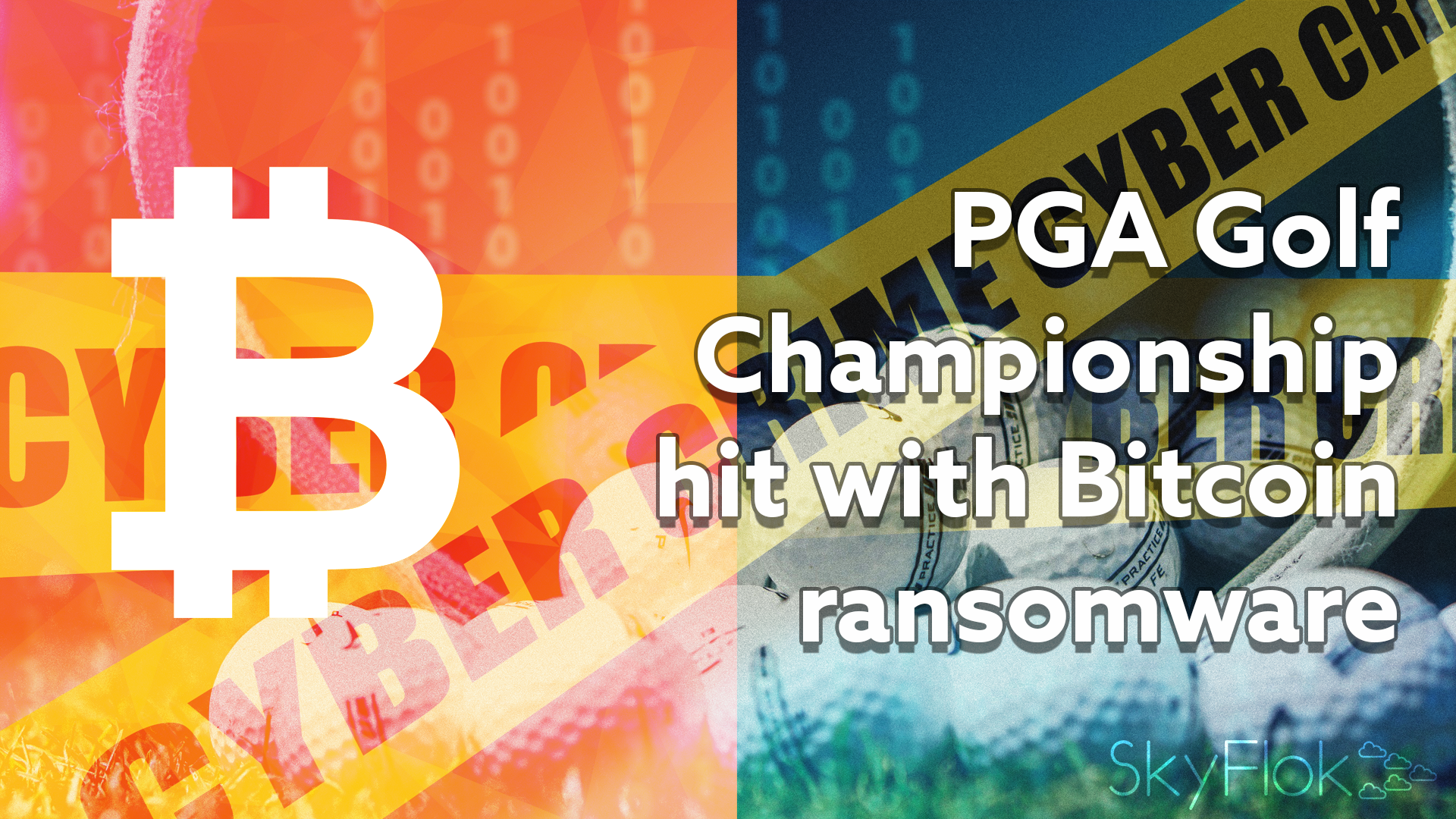 PGA Golf Championship hit with Bitcoin ransomware