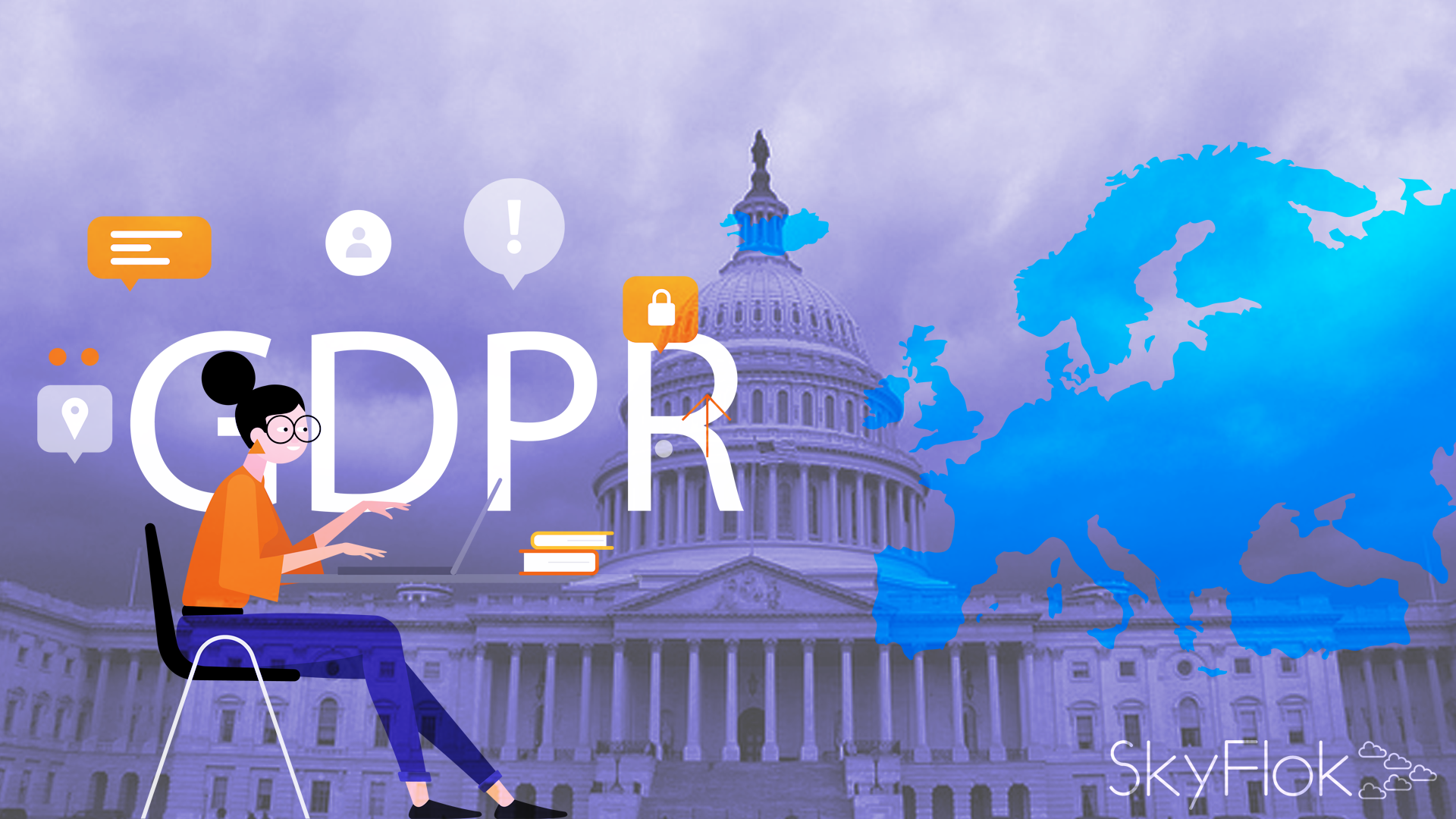 While you were busy with GDPR – the US CLOUD Act was passed, and it has significant impact for European organisations