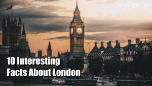 10 interesting facts about London
