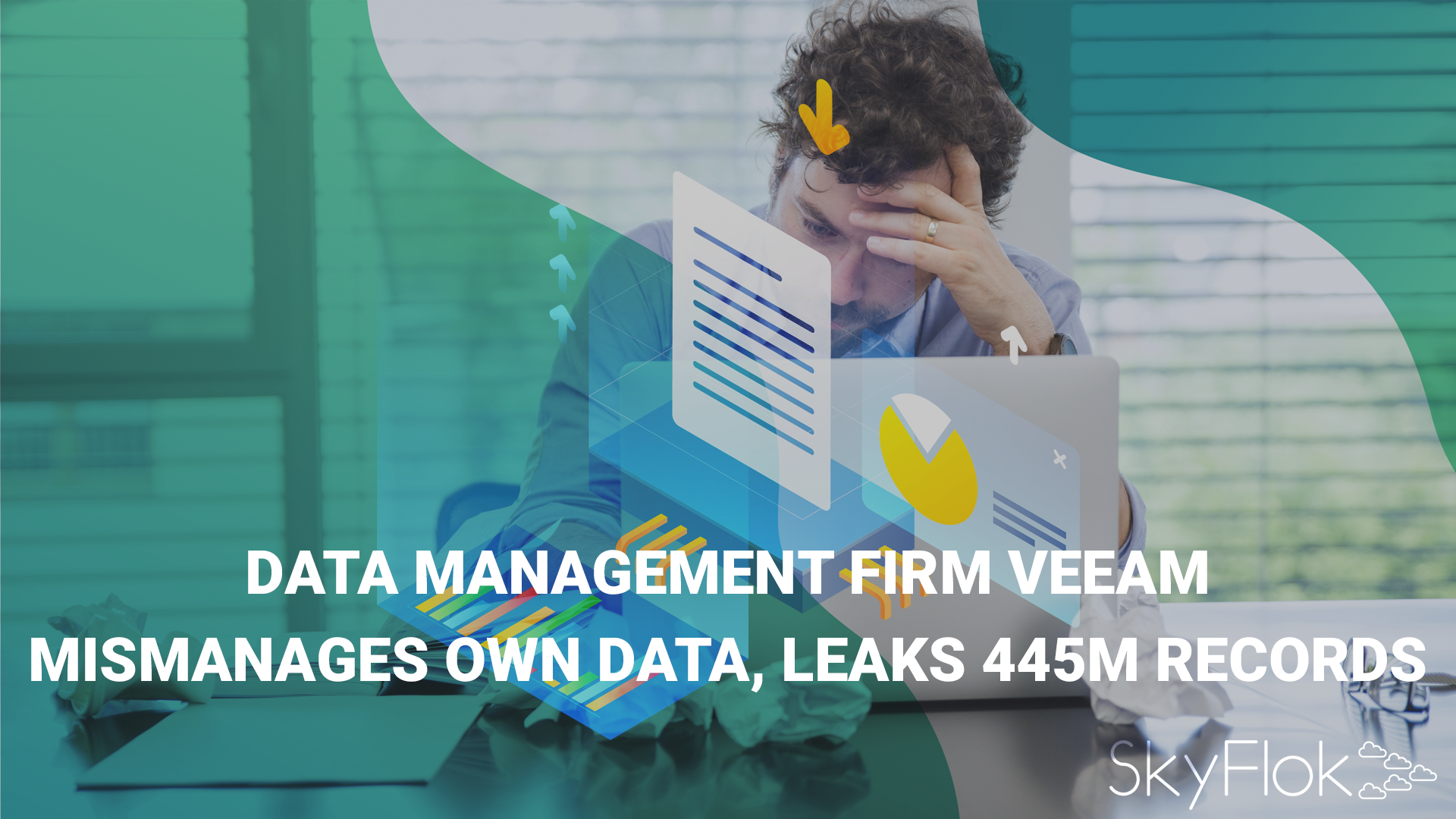 Data management firm Veeam mismanages own data, leaks 445m records