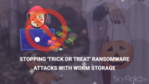 Stopping 'Trick or Treat' Ransomware Attacks
