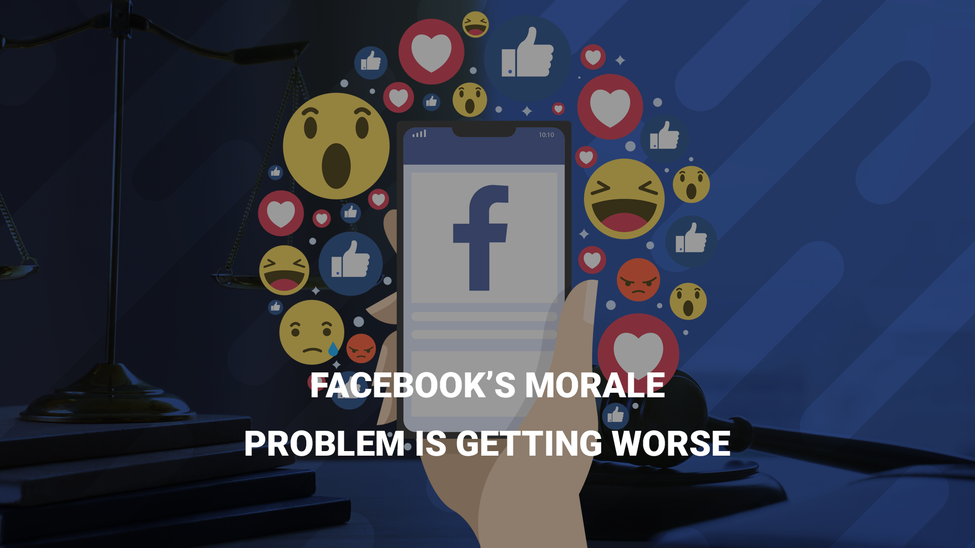 Facebook's morale problem is getting worse