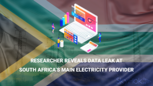Researcher reveals data leak at South Africa's main electricity provider