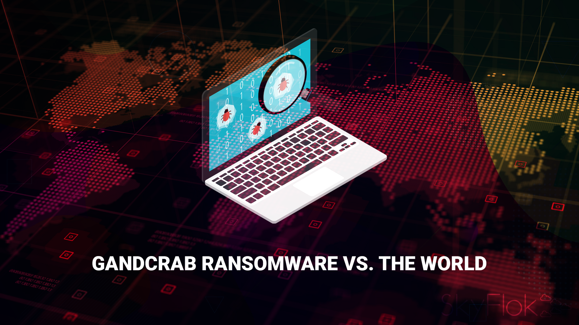 Gandcrab ransomware vs. the world