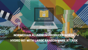 Norwegian aluminum producer Norsk Hydro hit with large ransomware attack
